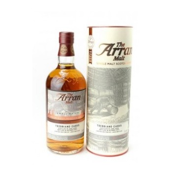 The Arran Malt Trebbiano Casks
