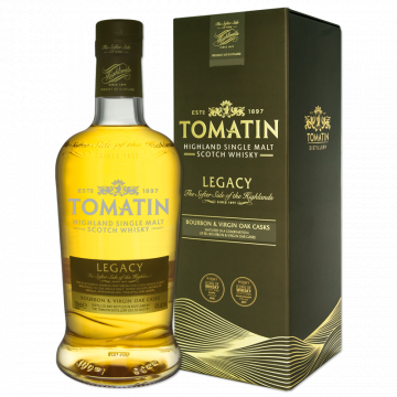 Tomatin Legacy Highland Single Malt Whisky